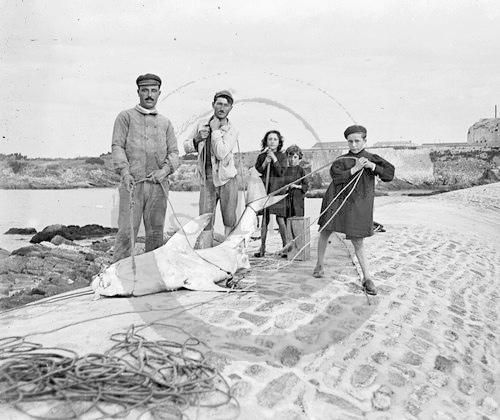 NE006964 Les Sables dOlonne : Portrait dune ville côtière