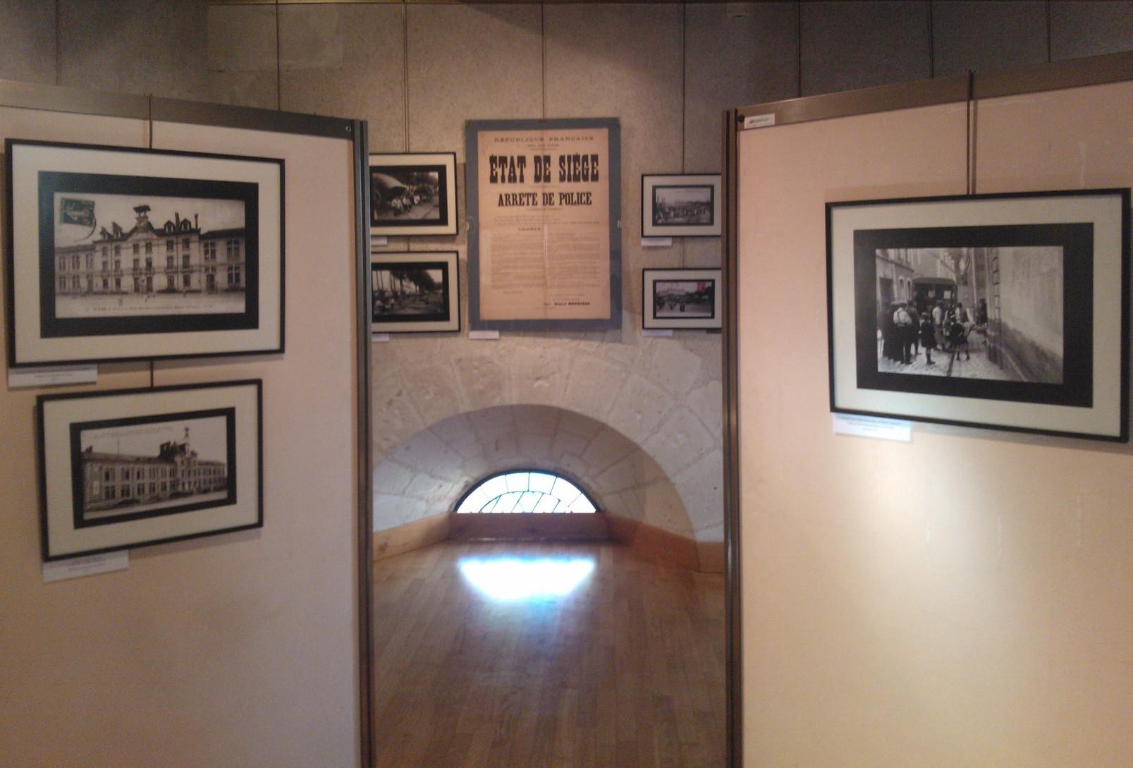 WP 002215 e1419947118227 EXPOSITION « 1914, les tourangeaux se mobilisent »